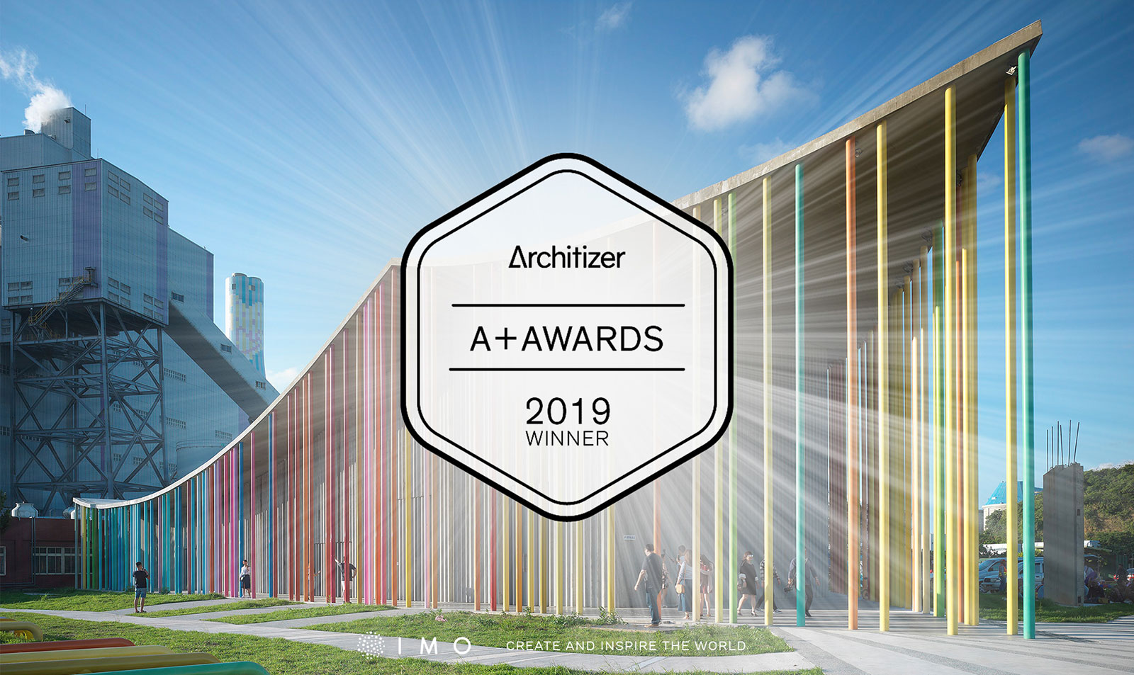 IMO Wins Architizer A+ Jury Award 2019