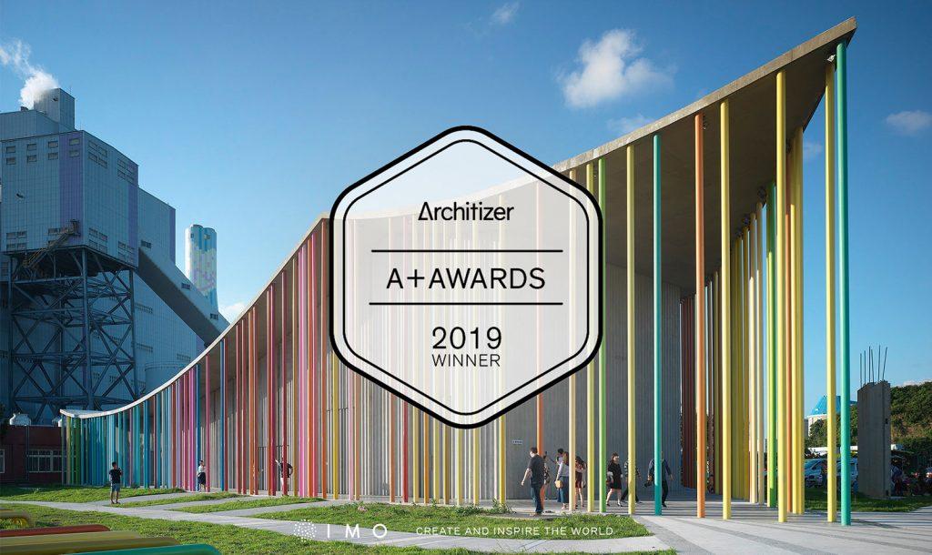 IMO Wins Architecture A+ Award 2019